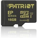 Patriot Memory 16 GB microSD High Capacity (microSDHC) PEF16GEMCSHC10