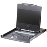 Aten CL6700MW DVI Full HD LCD Console CL6700MW
