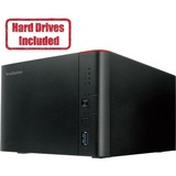 BUFFALO TeraStation 1400 4-Drive 8 TB Desktop NAS for Home Office (TS1400D0804)