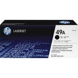 HP 49A (Q5949A) Black Original LaserJet Toner Cartridge Q5949A