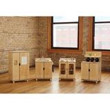 JNT1711JC - TrueModern - 4-pc Play Kitchen Set