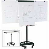 MasterVision Gold Ultra Magnetic Dry Erase Multi-use Mobile Easel