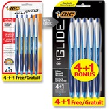 BIC Atlantis Easy Glide Retractable Ball Pens