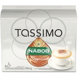 Tassimo Nabob Cappuccino Coffee Pods - 8/Box