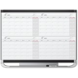 Quartet Prestige Total-erase Four-month Calendar 20125