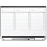 Quartet Prestige Modular 3-month Erase Calendar 20127
