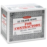 Supersak Contractor Grade 2.20 Mil Trash Bags