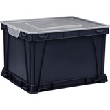 Storex Storage Cube with Lid