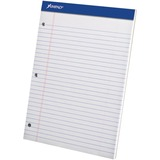TOPS Wide-ruled Perforated Note Pad