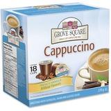 Grove Square Cappuccino Pumpkin Spice K-Cup 24 pk