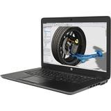 """HP ZBook 15u G2 15.6"""" LED Notebook - Intel Core i5 i5-5200U 2.20 GHz - Graphite L3Z93UT#ABA"""