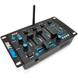PylePro PMX7BU Audio Mixer