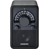 Sangean FM / AM Wooden Cabinet Receiver