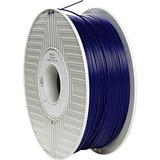 Verbatim PLA 3D Filament 1.75mm 1kg Reel - Blue - TAA Compliant