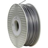 Verbatim PLA 3D Filament 3mm 1kg Reel - Silver - TAA Compliant