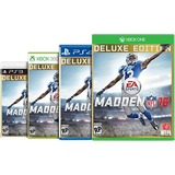 EA Madden NFL 16 Deluxe Edition for Xbox One