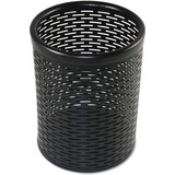 Artistic Punched Metal Pencil Cup