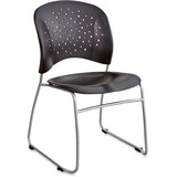 Safco Reve Sled Base Guest Chair