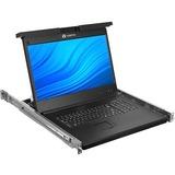 AVOCENT 18.5 LCD, USB KB, 2USB PASS-USA TAA