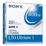 Sony LTO Ultrium 3 Tape Cartridge - LTX400GWW