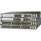 Cisco Catalyst 3750G-48PS Stackable Gigabit Ethernet Switch