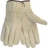 Memphis Economy Leather Large Driver Gloves