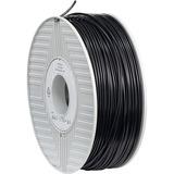 Verbatim ABS Filament 3mm 1kg Reel - Black - TAA Compliant