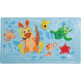 Dreambaby Anti-Slip Bath Mat with Too Hot Indicator - Animals
