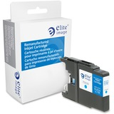 Elite Image Ink Cartridge - Remanufactured for Brother (LC79C) - Cyan