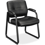 Basyx by HON HVL693 Sled Base Guest Chair