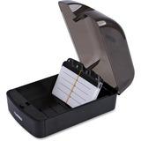 Lorell Desktop Card File