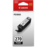 Canon PGI-270BK Original Ink Cartridge - Pigment Black