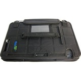 InfoCase ModuFlex Carrying Case for Tablet, Notebook - Black