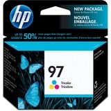 HP 97 Original Ink Cartridge - Cyan, Magenta, Yellow
