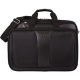 "bugatti Executive Carrying Case (Briefcase) for 17"" Notebook - Black"