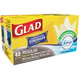 Glad Reg/Clr Easy-Tie Kitchen Catchers Bags