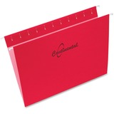 Continental Letter Size Hanging Folders