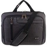 "Roots Carrying Case (Messenger) for 15.6"" Notebook - Gray"