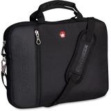 "Swissgear Carrying Case (Portfolio) for 13.3"" Notebook - Black"