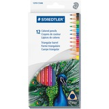 Staedtler 1270 Triangular Colored Pencil
