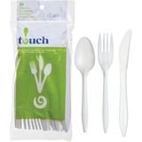 Unisource Party Pack Plastic Cutlery
