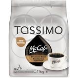 Tassimo Singles McCafe Premium Roast Coffee Pods - 14/Box