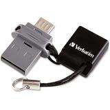 Verbatim 32GB Store 'n' Go Dual USB Flash Drive for OTG Devices