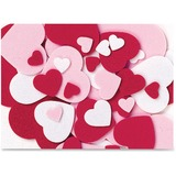 CKC4316 - WonderFoam Peel and Stick Hearts