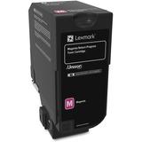 Lexmark Unison Original Toner Cartridge - Magenta