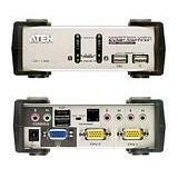 Aten 2-Port USB KVM Switch
