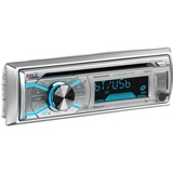 Boss Audio MR508UABS Marine CD/MP3 Player - Single DIN - Silver