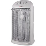 Lorell 2-Setting Portable Quartz Heater