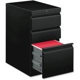 Basyx by HON Black B/B/F Mobile Pedestal File