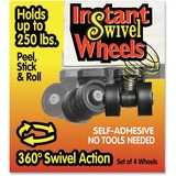 Master Instant Swivel Wheels